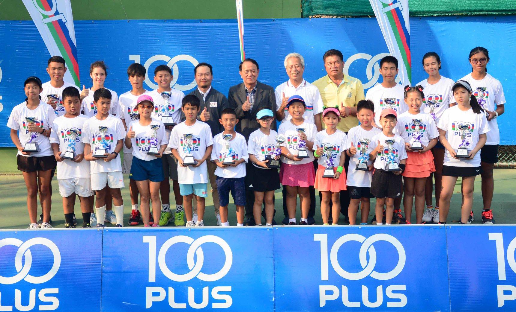 ต้นกล้า แห่งวงการเทนนิสไทย คนเก่งในสนามแข่งขัน เมืององค์พระ