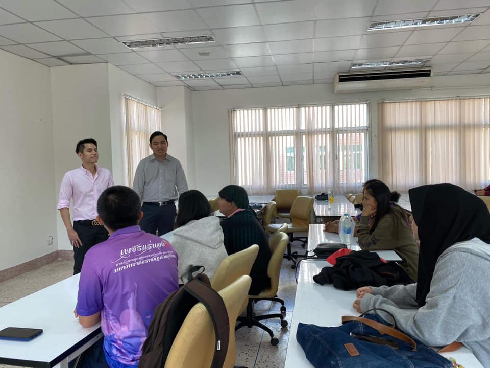 สำนักวิชาการศึกษาทั่วไปฯสวนสุนันทา เตรียมความพร้อมการเรียนการสอนศูนย์การศึกษาจังหวัดระนอง