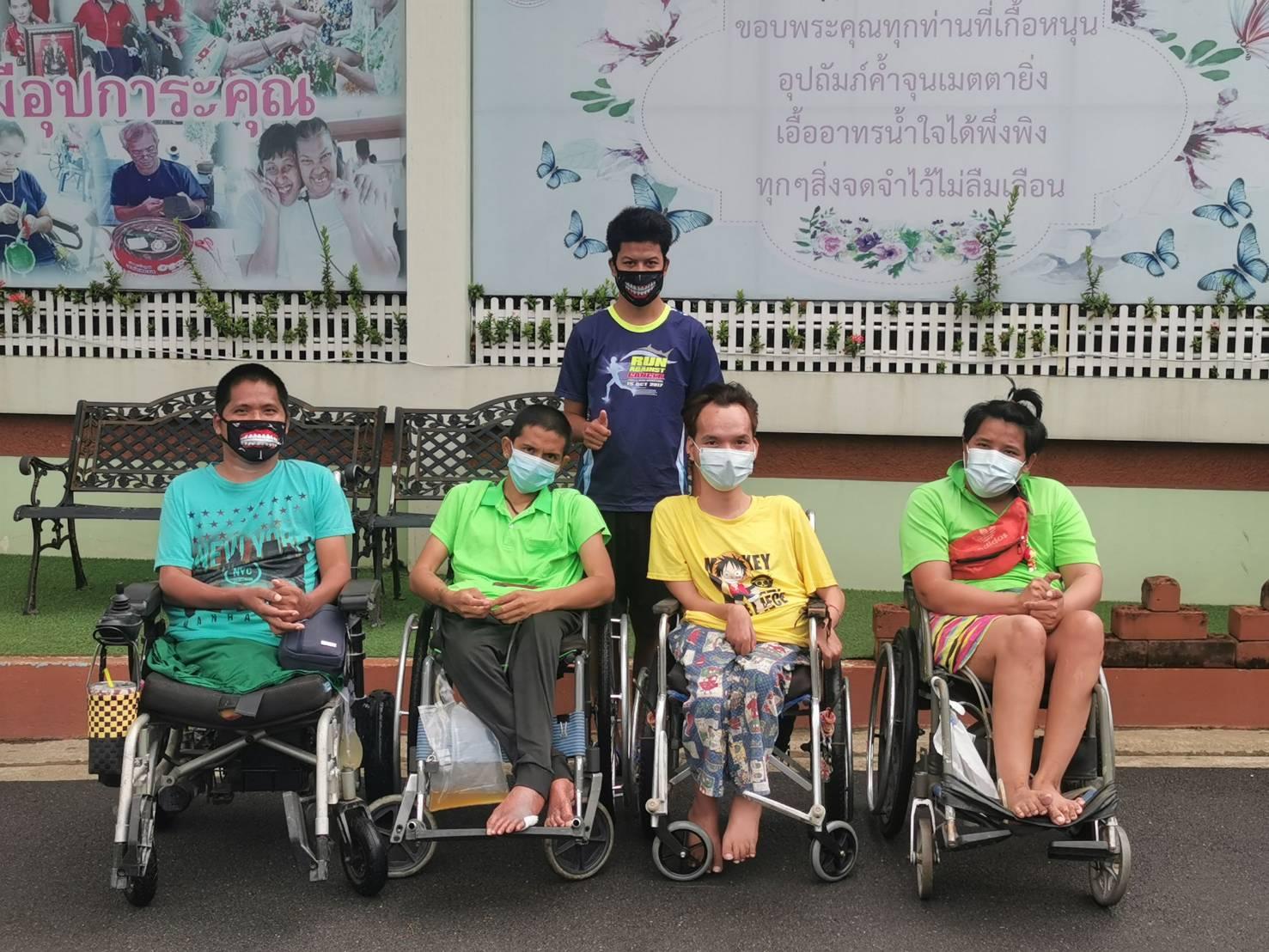 พก. ร่วมส่งคนพิการ ชิงชัย E-SPORT ในมหกรรมกีฬาคนพิการชิงแชมป์ประเทศไทย ประจำปี 2564