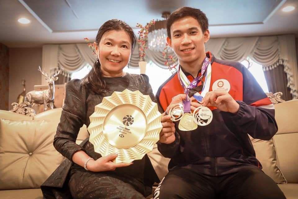 5 นักกีฬาทุน ม.กรุงเทพธนบุรี ตบเท้าลุยโอลิมปิก 2021