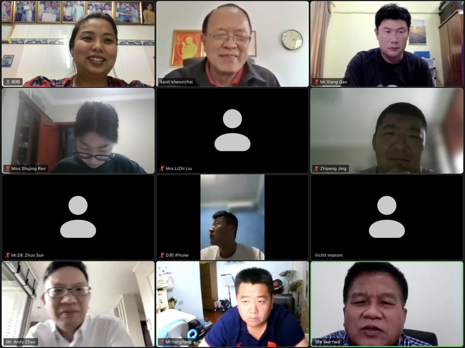 เปิดเรียนวันแรก นศ.จีน เข้าเรียนออนไลน์พร้อมหน้า ชื่นมื่นทั้งผู้เรียนและผู้สอน